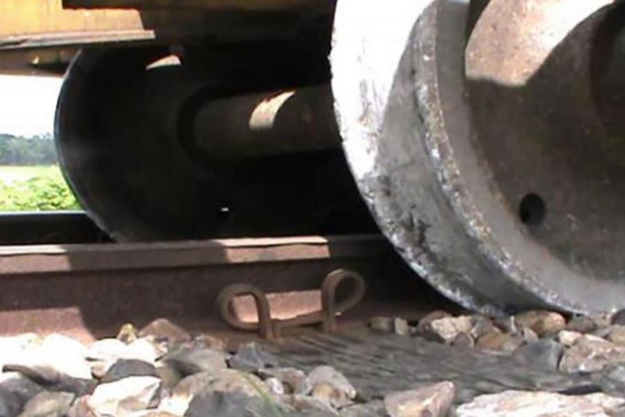 Rail link with Rajshahi suspended for 18 hrs