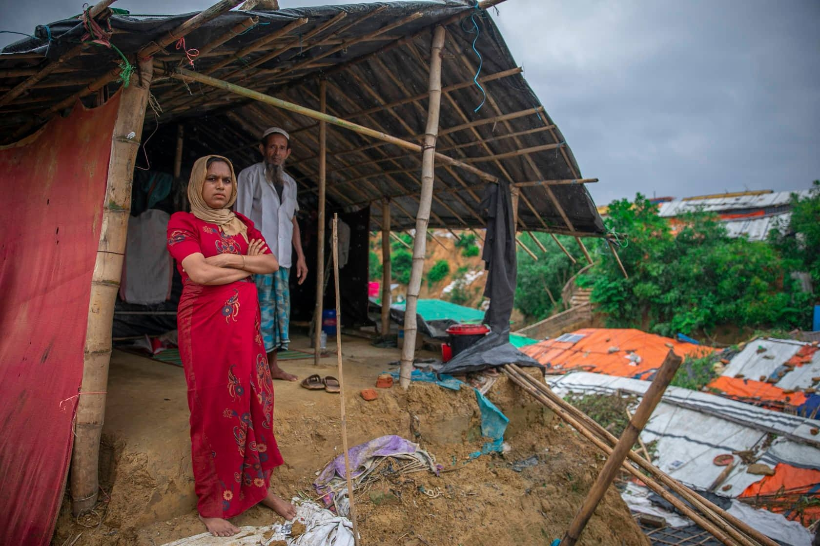IOM scales up distribution of emergency shelter