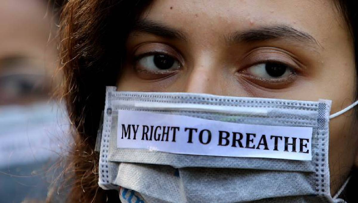 Air pollution may age your lungs faster, says study