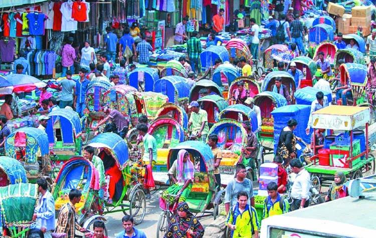 DNCC firm on rickshaw ban