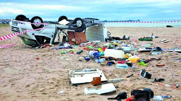 6 tourists die in Halkidiki