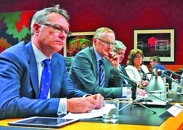 Australia's rate cuts, tax rebate help economy