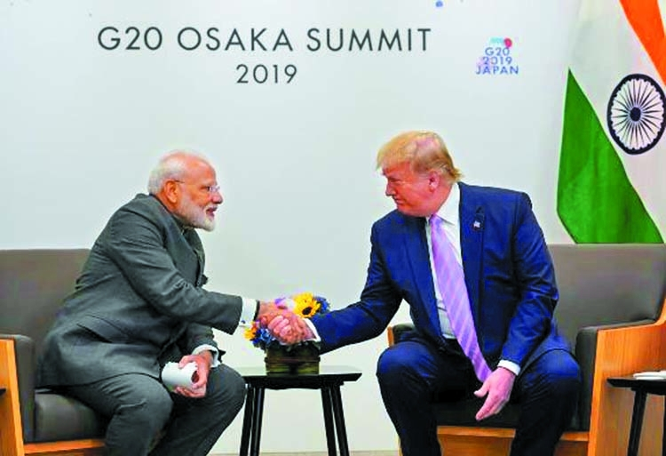 India-US trade talks to restart Friday amid few signs of a compromise