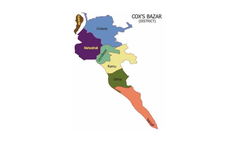 2 Rohingya siblings drown in Cox's Bazar