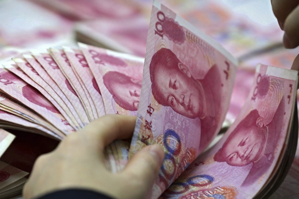 Decade on, Chinese yuan wins worldwide recognition