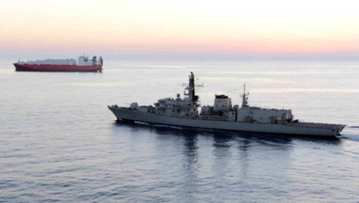 Britain sending destroyer to Gulf amid Iranian threats