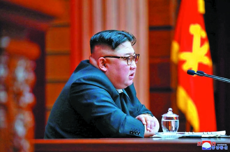 New North Korea constitution calls Kim head of state, seen as step to US peace treaty