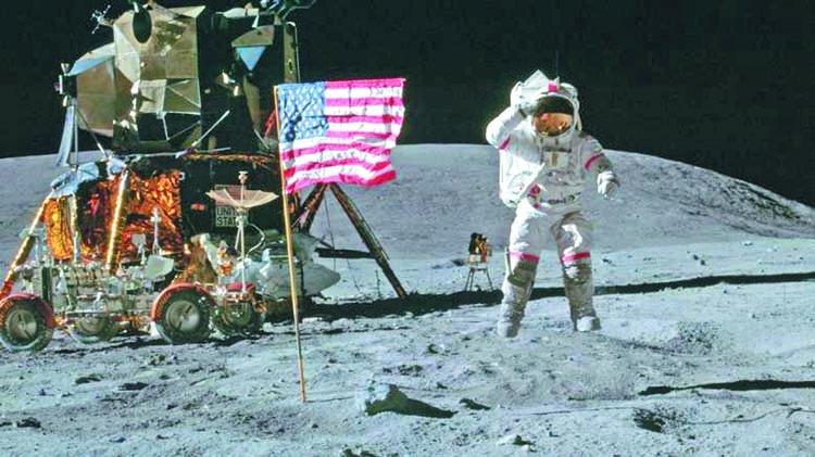 1969 Moon landing: Man's triumph over dreams!