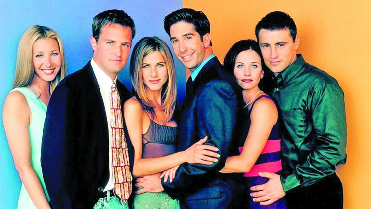 'Friends' is leaving Netflix in 2020