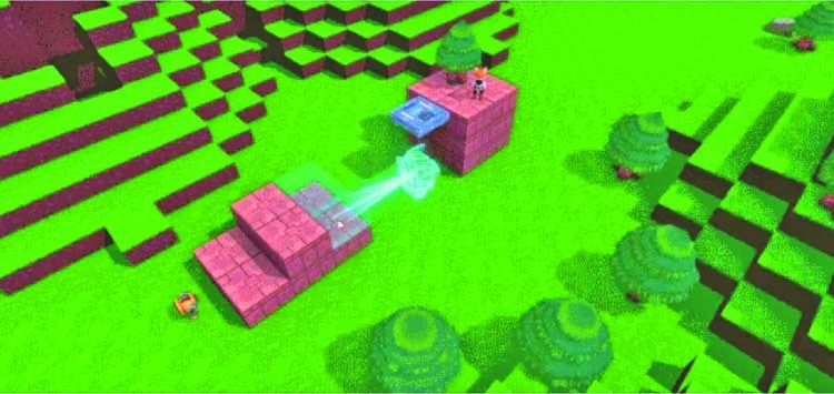Create 3D video games  without coding knowledge