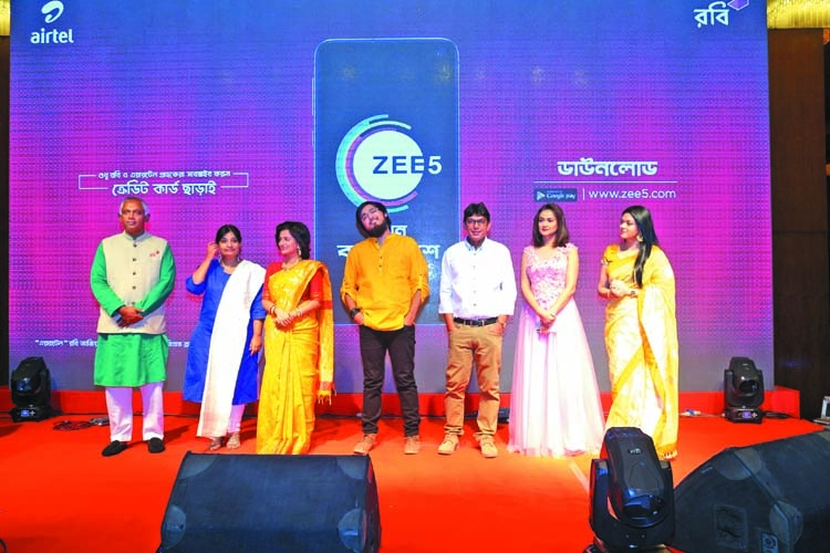 ZEE5 to take Bangladeshi entertainment contents to global audiences