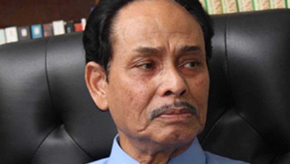 Ershad's organs not properly working: GM Quader