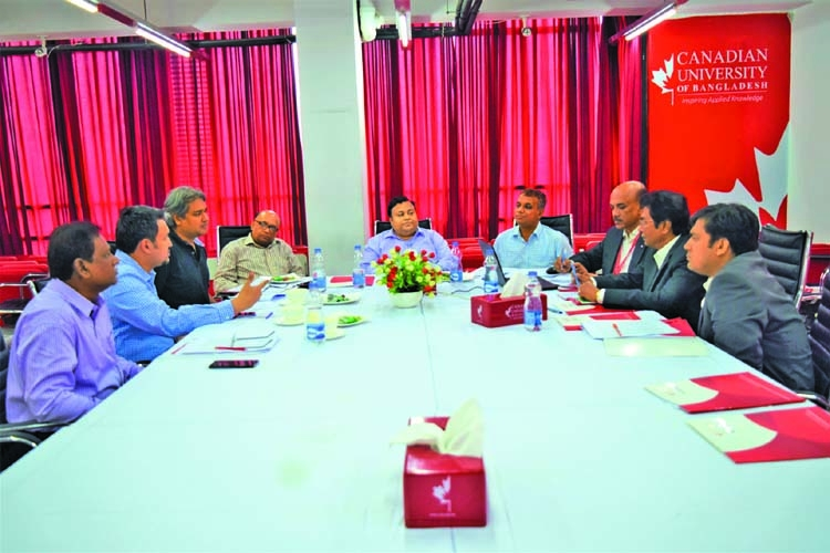 CUB holds academic council and syndicate meeting