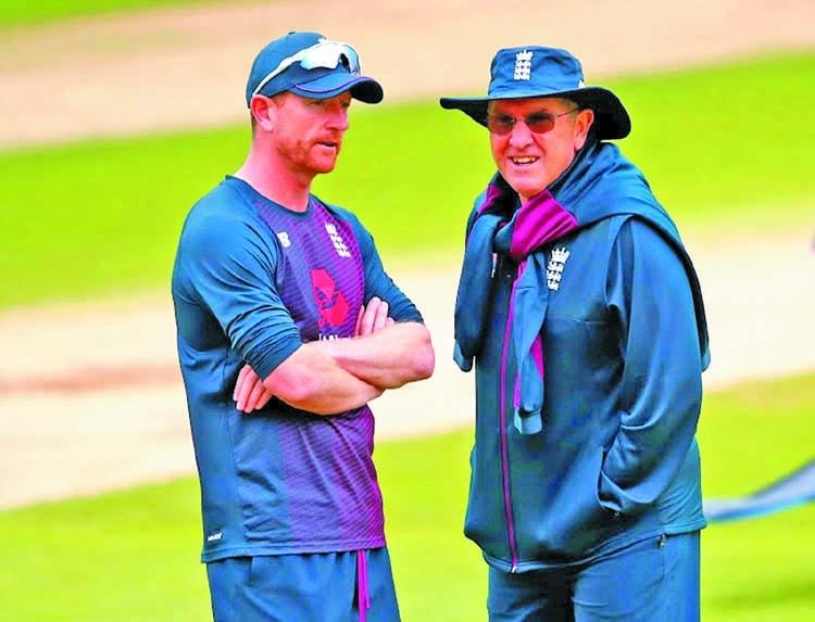 'We've not won anything yet': Trevor Bayliss