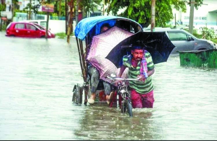 40 killed in monsoon rain in South Asia