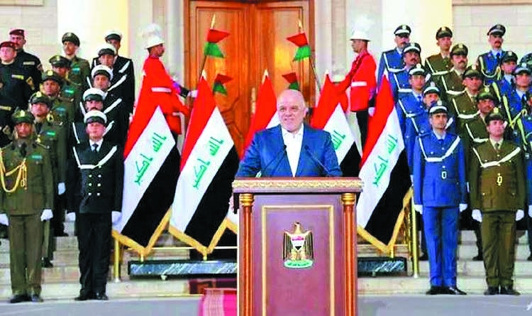 Iraq's former prime minister Abadi hints at comeback