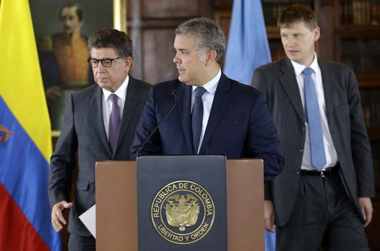 UN Security Council visits Colombia as peace worries mount
