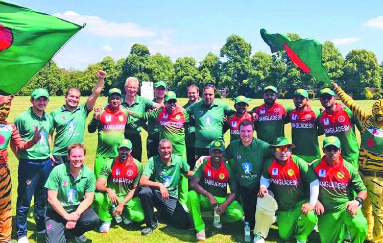 Bangladesh finish runners-up in IPC World Cup