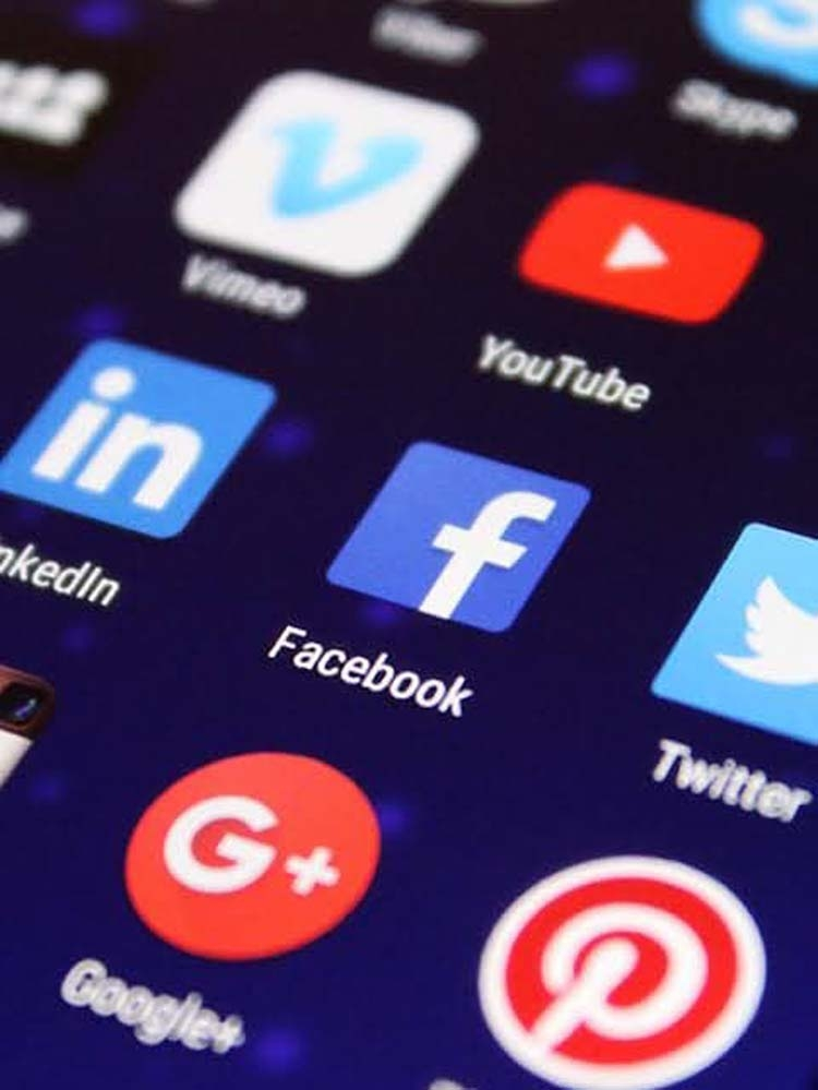 Being amicable on social media is vital