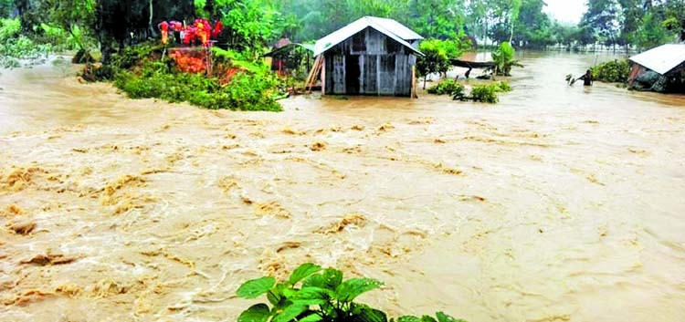 Flood situation worsens in 13 districts