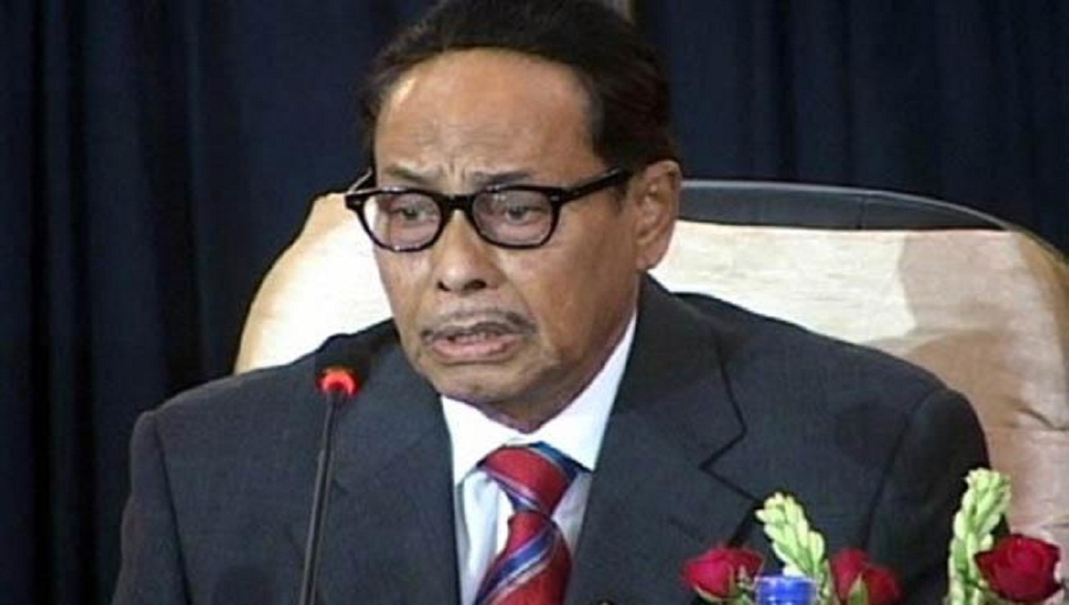 PM mourns Ershad's death