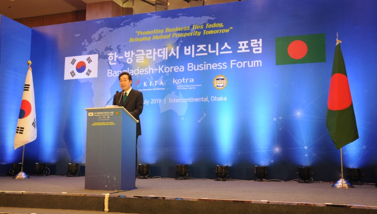 Korean PM wants stronger collaboration with Bangladesh