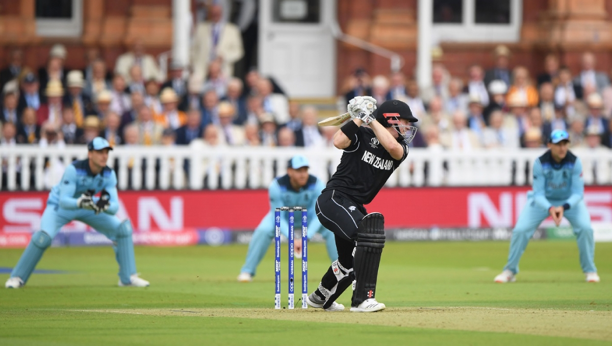 New Zealand off to steady start against England