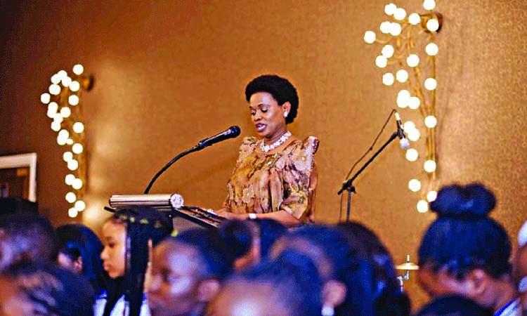 Diaspora rooting for women empowerment through Obuntubulamu