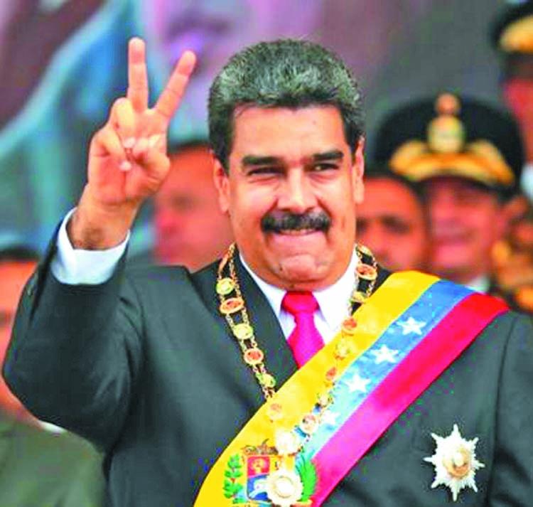 Trump freezes all Venezuelan govt assets in bid to pressure Maduro
