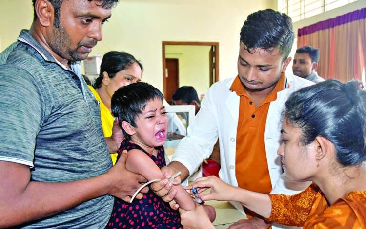 Dengue menace worsens