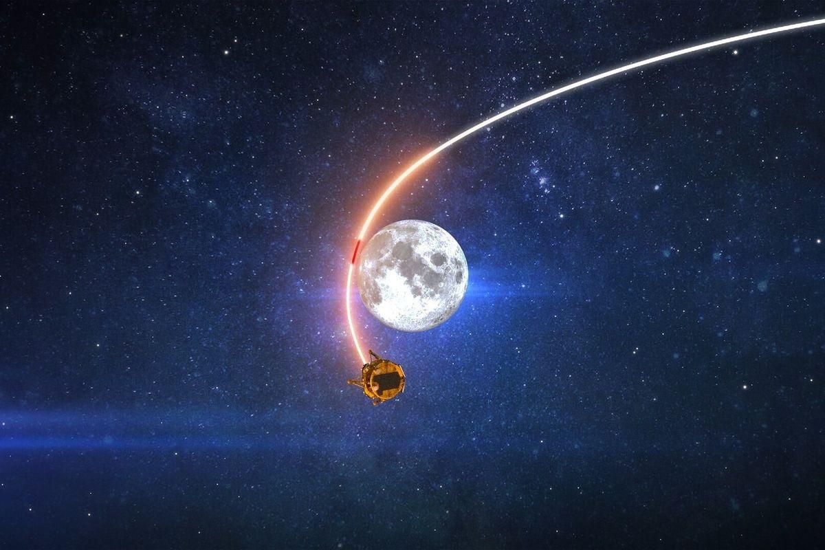 Israel's lunar probe crash lands on moon, spills 'indestructible' tardigrades