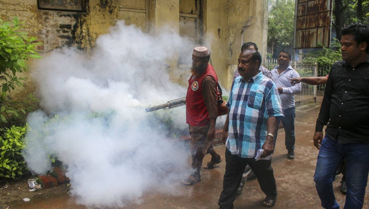 Govt allocates Tk 51.5 cr for eliminating mosquitoes