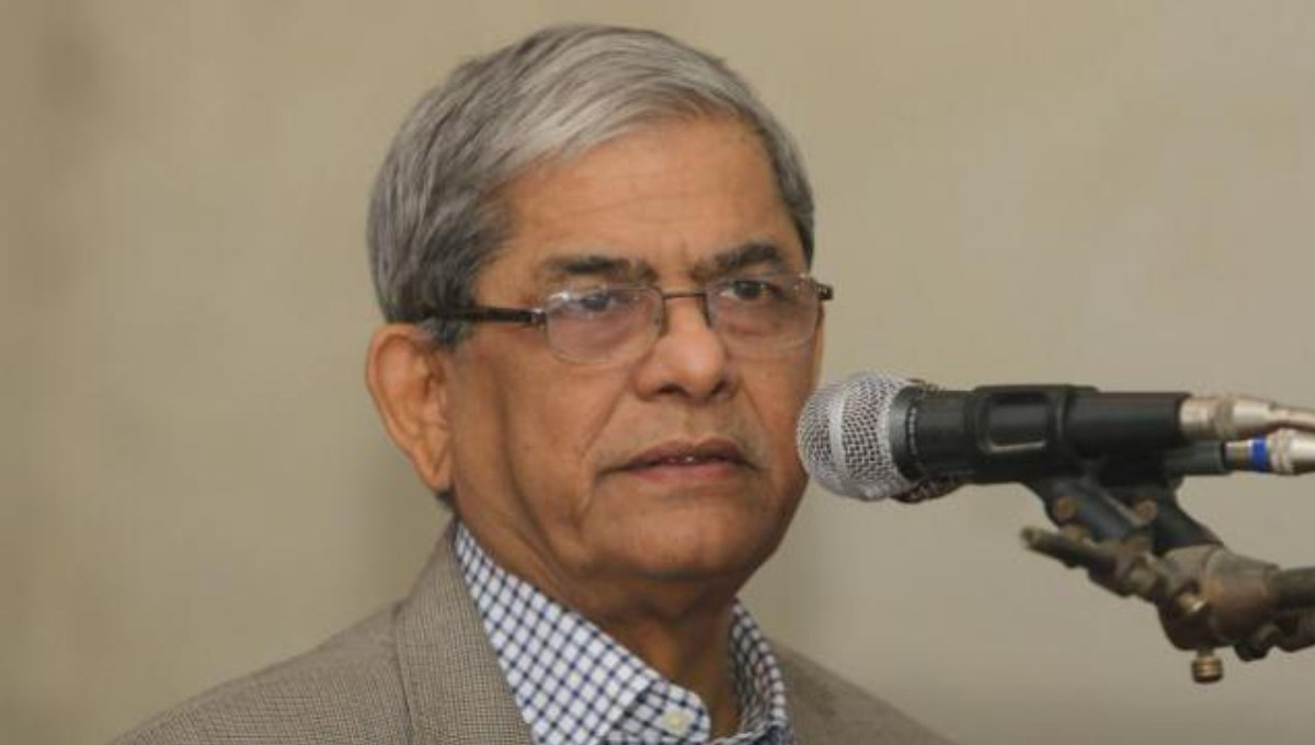 """BNP blasts govt for """"failure"""" to deal with dengue"""