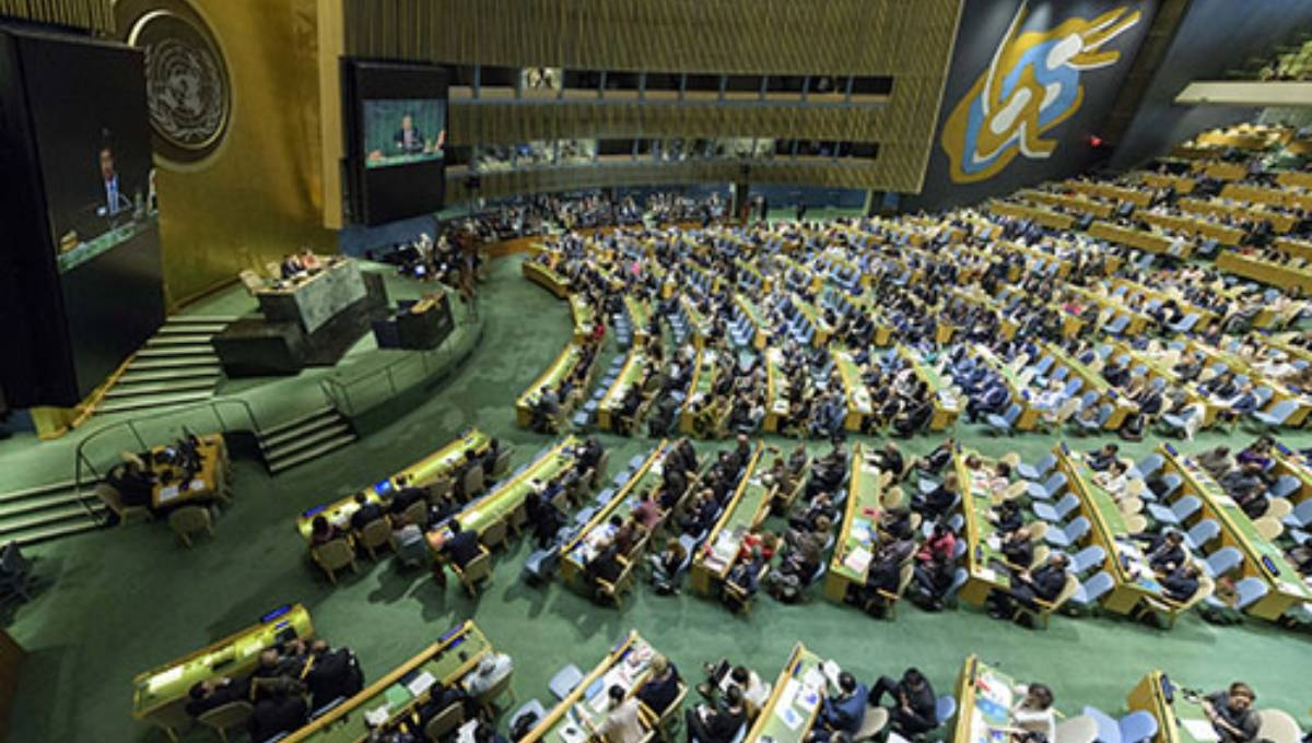 UN member States to attend 5 summits in NY in Sept