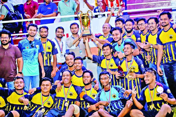 AIUB Champions League 2019 finals held