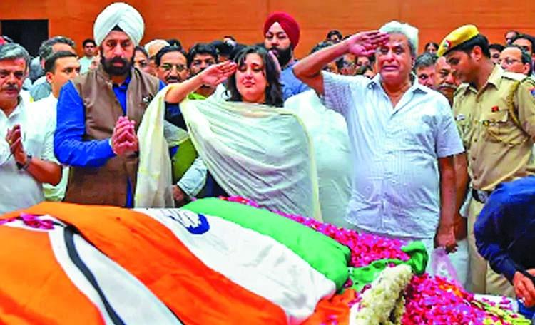 Adieu, Sushma Swaraj
