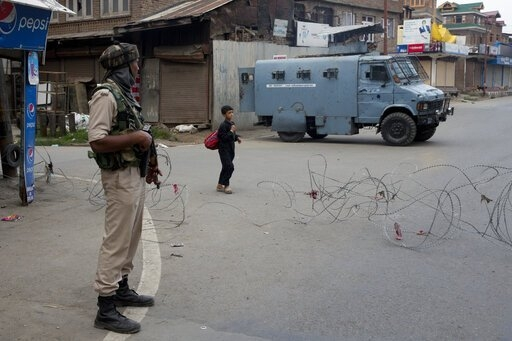India's splitting of Kashmir opposed in Muslim border city