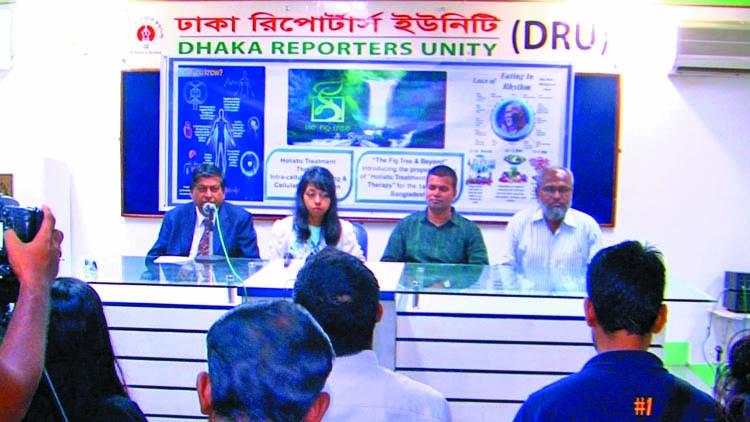 Seminar on holistic treatment held at DRU