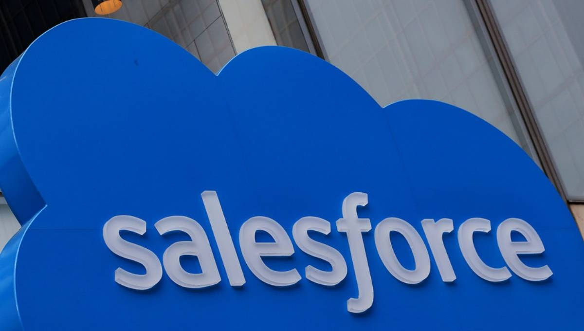 US software giant Salesforce buys Israeli company for 1.35 bln USD