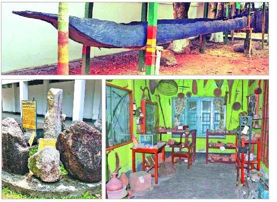 Rocks Museum of Bangladesh