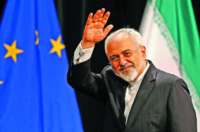 Zarif is only a collateral damage!