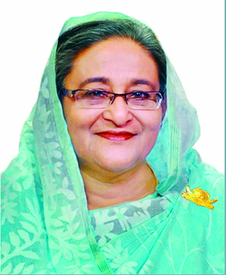PM Hasina to exchange greetings on Eid day