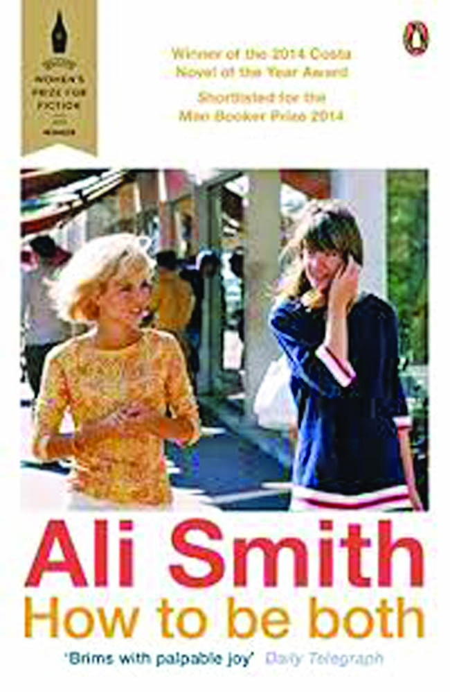 How to be both by Ali Smith The art of grief