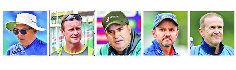 Hunt for Bangladesh head coach continues
