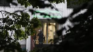 One person hurt in Norway mosque shooting, suspect arrested