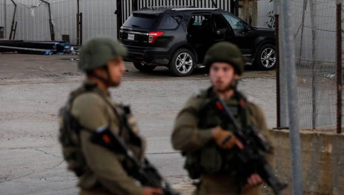 Israeli army kills 4 militants trying to cross Gaza fence