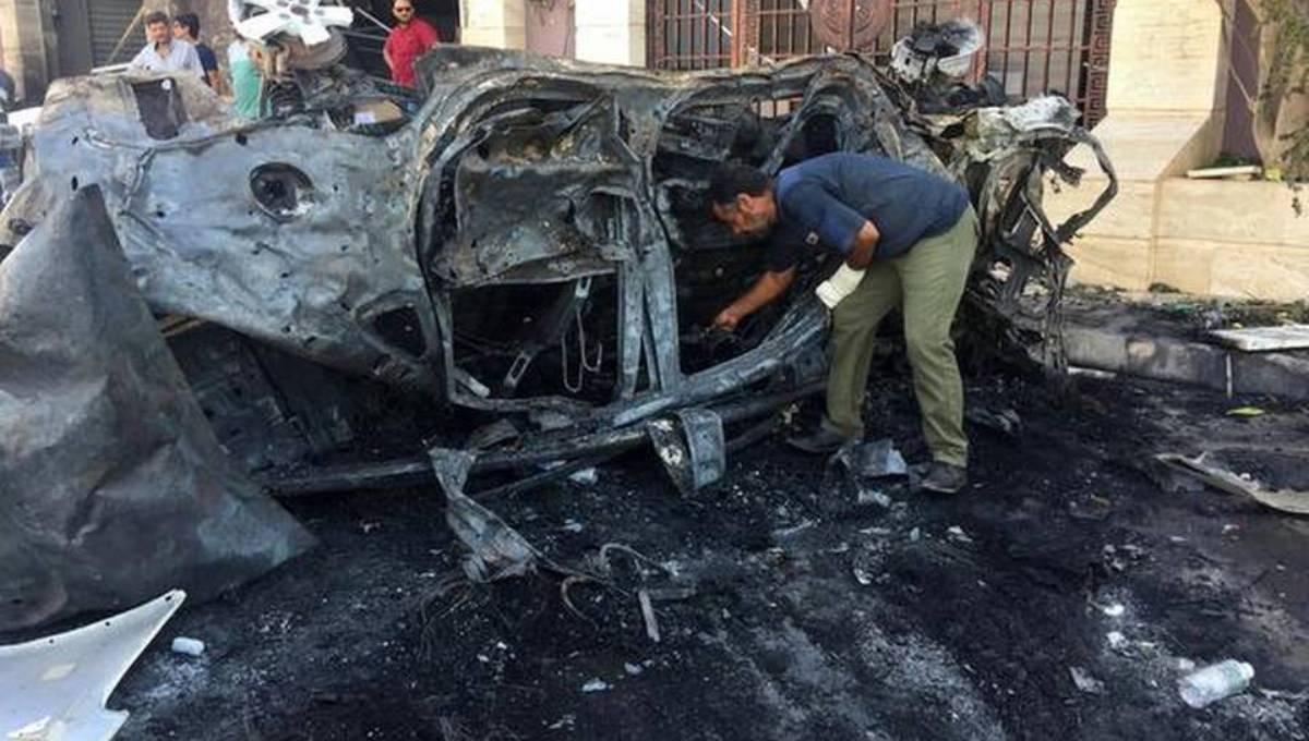 UN: Car bomb kills 3 UN staff outside mall in Libya