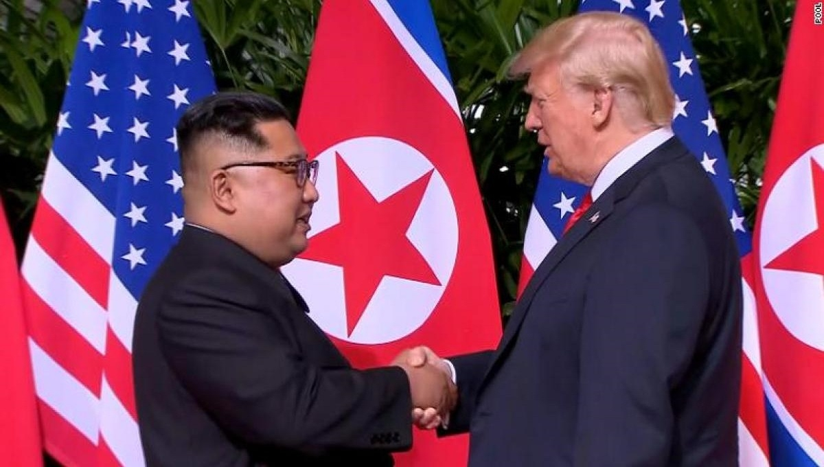 Trump: Kim wants to meet again, apologized for missile tests