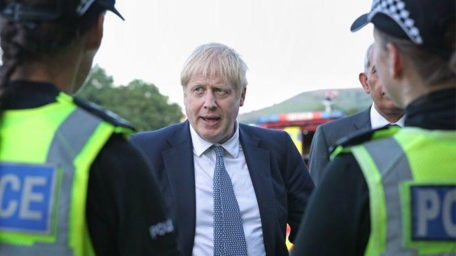 UK PM plans 10,000 more prison places