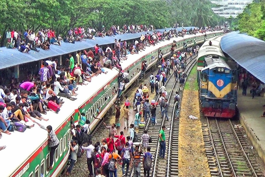 Eid special train service cancelled